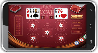 Baccarat – Play Online Baccarat at 888casino™