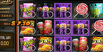 snack time jackpot screenshot