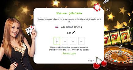 888 casino sign in