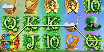 bonus winning irish riches slot