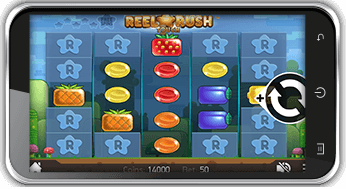 reel rush mobile slots