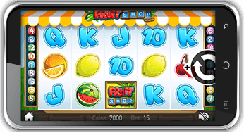 fruit machine mobile slot