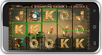 steampunk nation banner