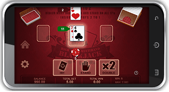 playing low stakes roulette on mobile