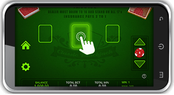 multihand blackjack on mobile