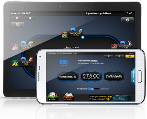 android poker web app