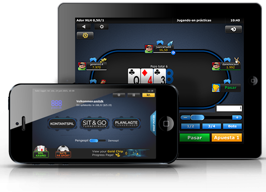 iphone poker app