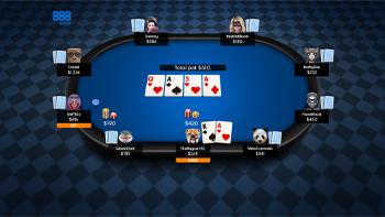 Turn poker texas holdem