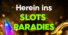 Herein ins Slots Paradies