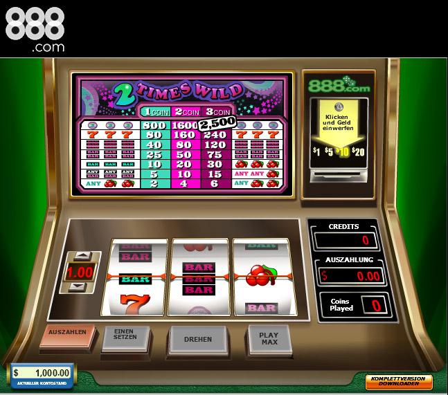 Casino Automatenspiele
