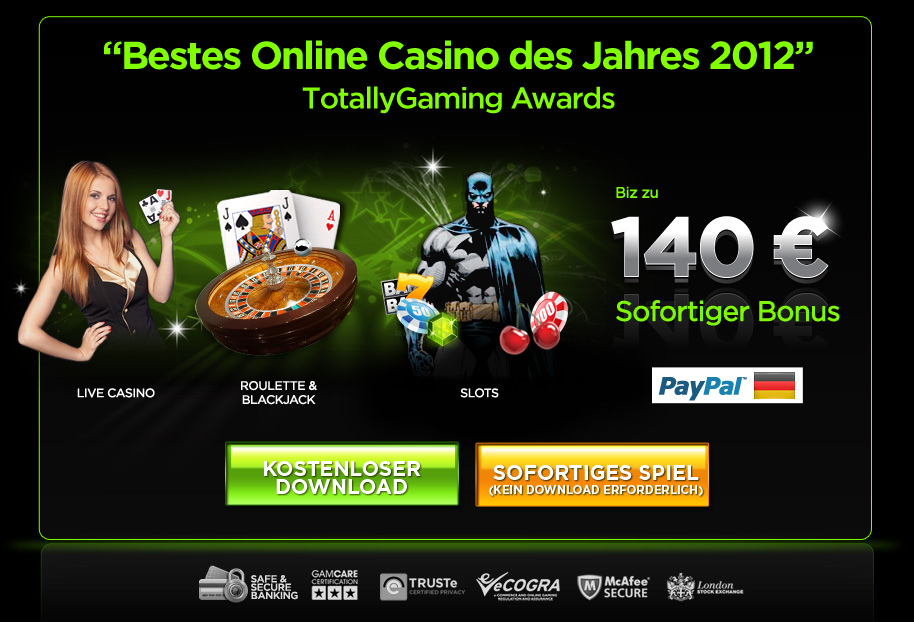 online casino gaming sites sofort spielen