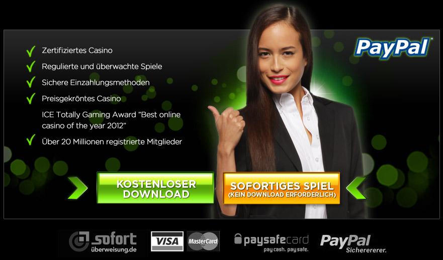 Online Casino Paypal Neu