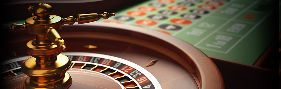 online roulette wheel and table