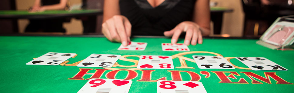 Texas holdem barcelona casino
