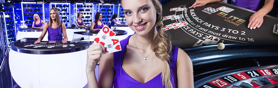 888casino Live Elite Lounge with private dealers