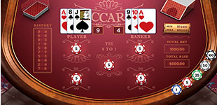 how to play mini baccarat and win