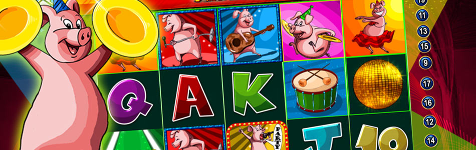 party pigs slot machine