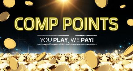 Comp points 888 casino игровые слоты новинки