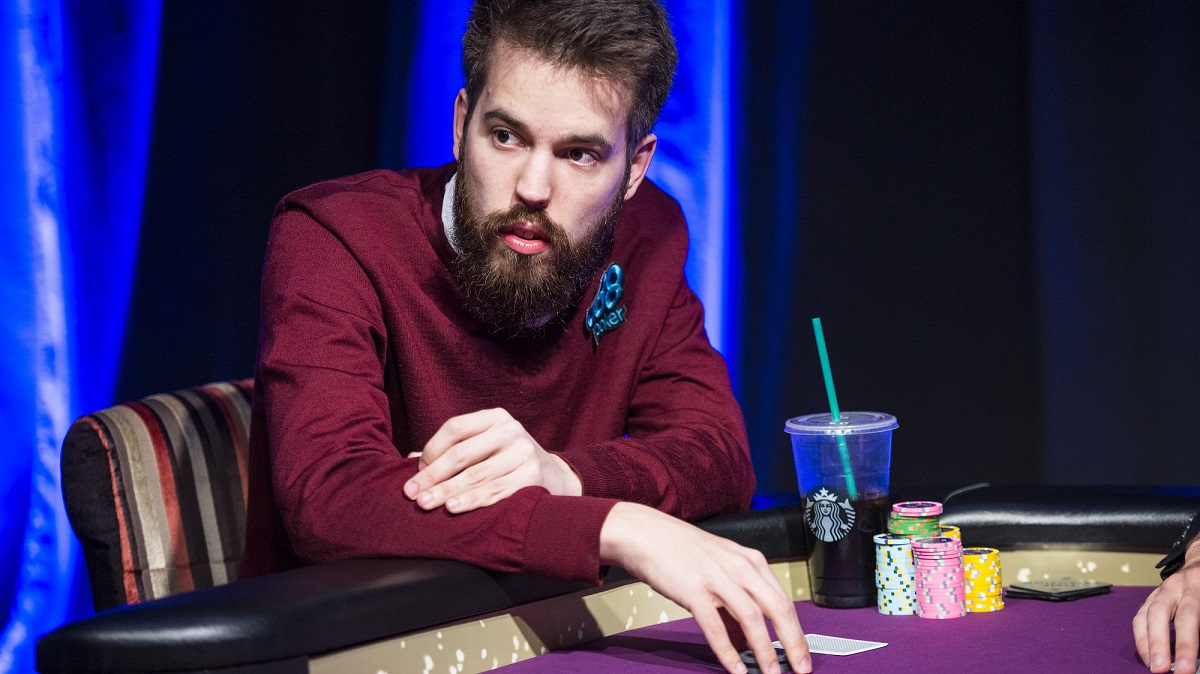 Dominik Nitsche do 888poker