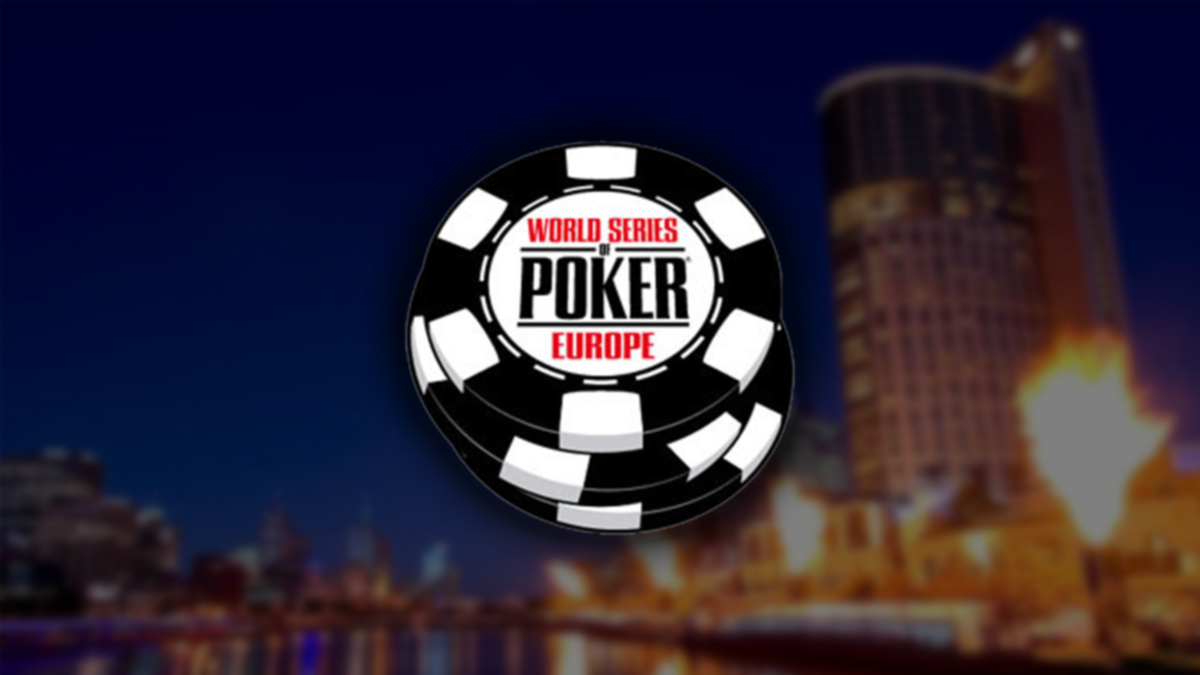 WSOPE Wrap-up