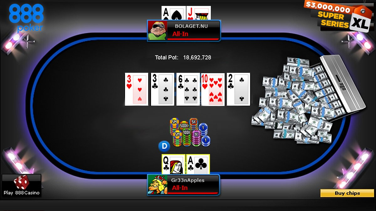 888poker super xl