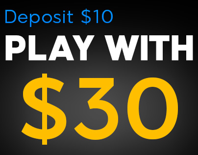 Play with $30
