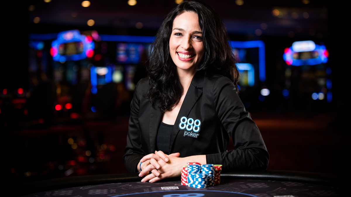 kara scott - 888poker
