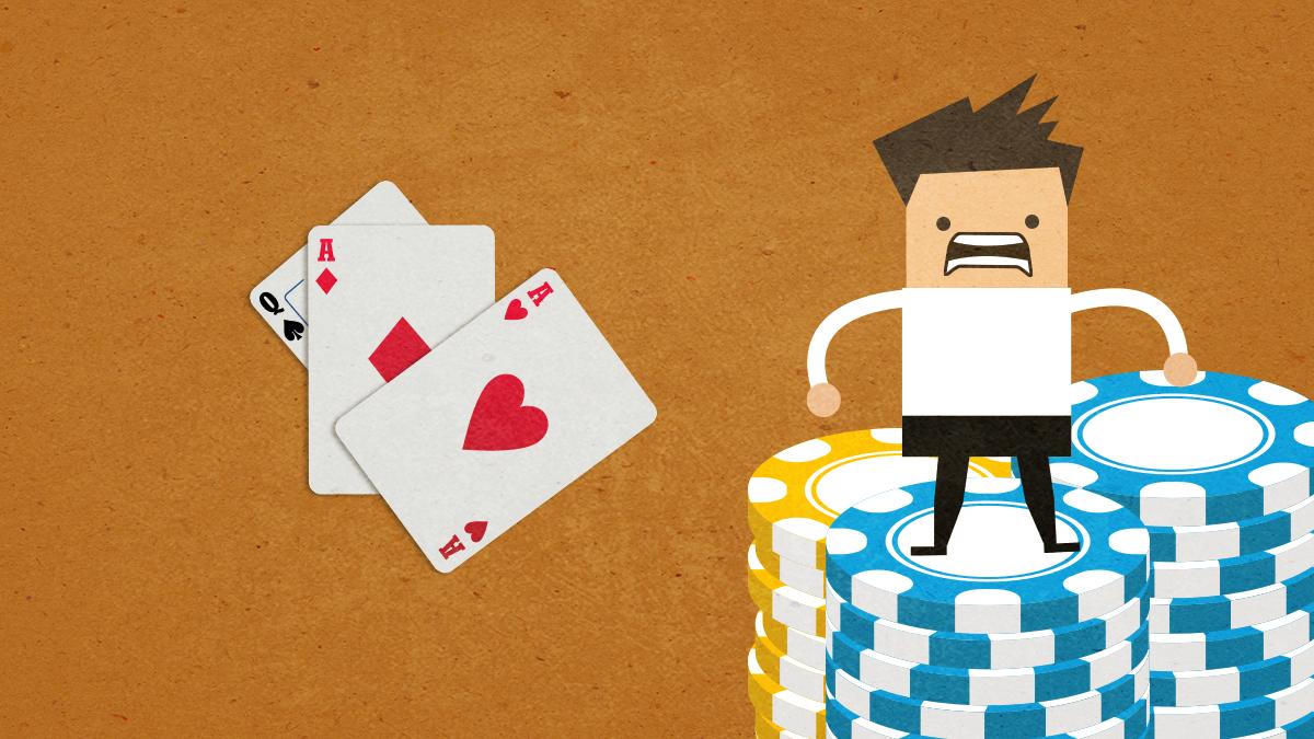 wertung poker