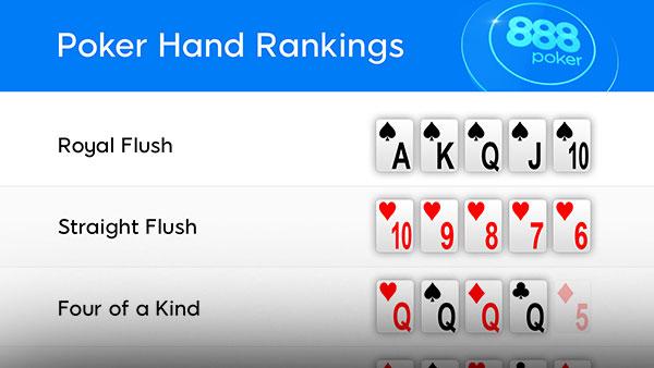 poker karten regeln