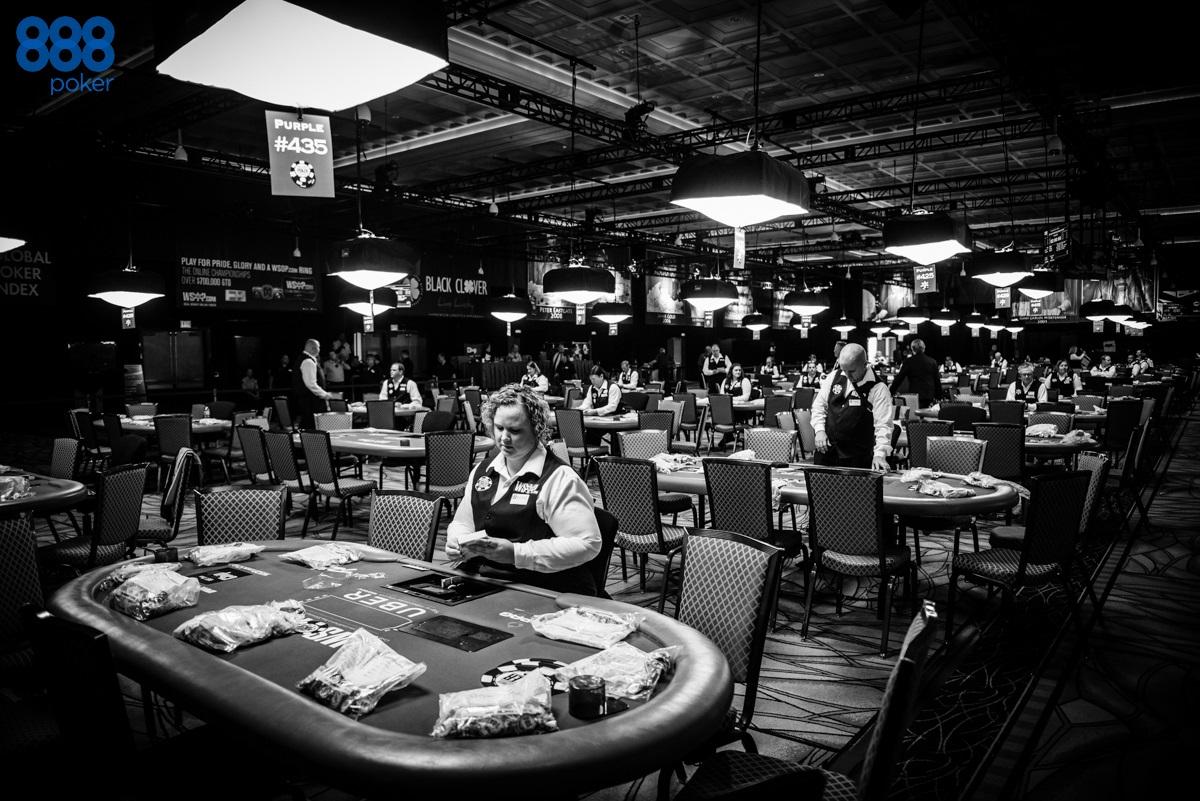 poker karten geben