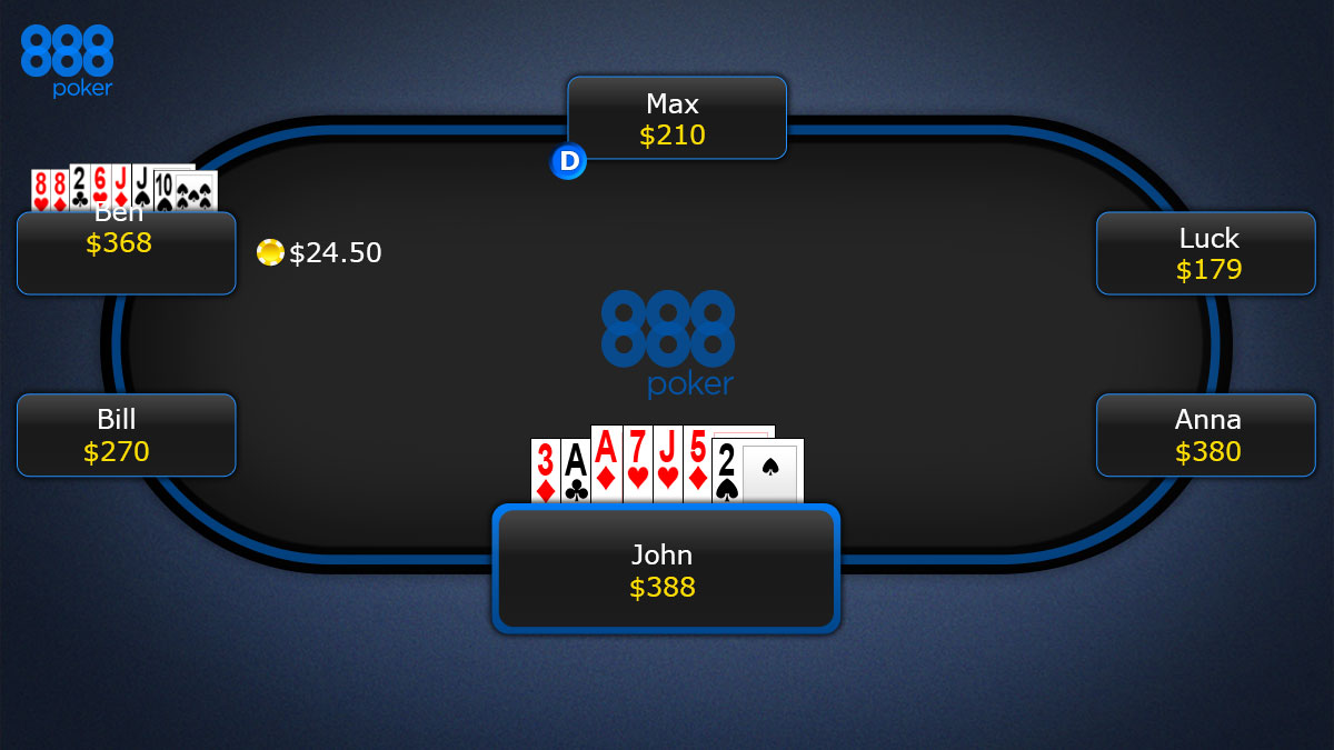 Poker seven card stud strategy
