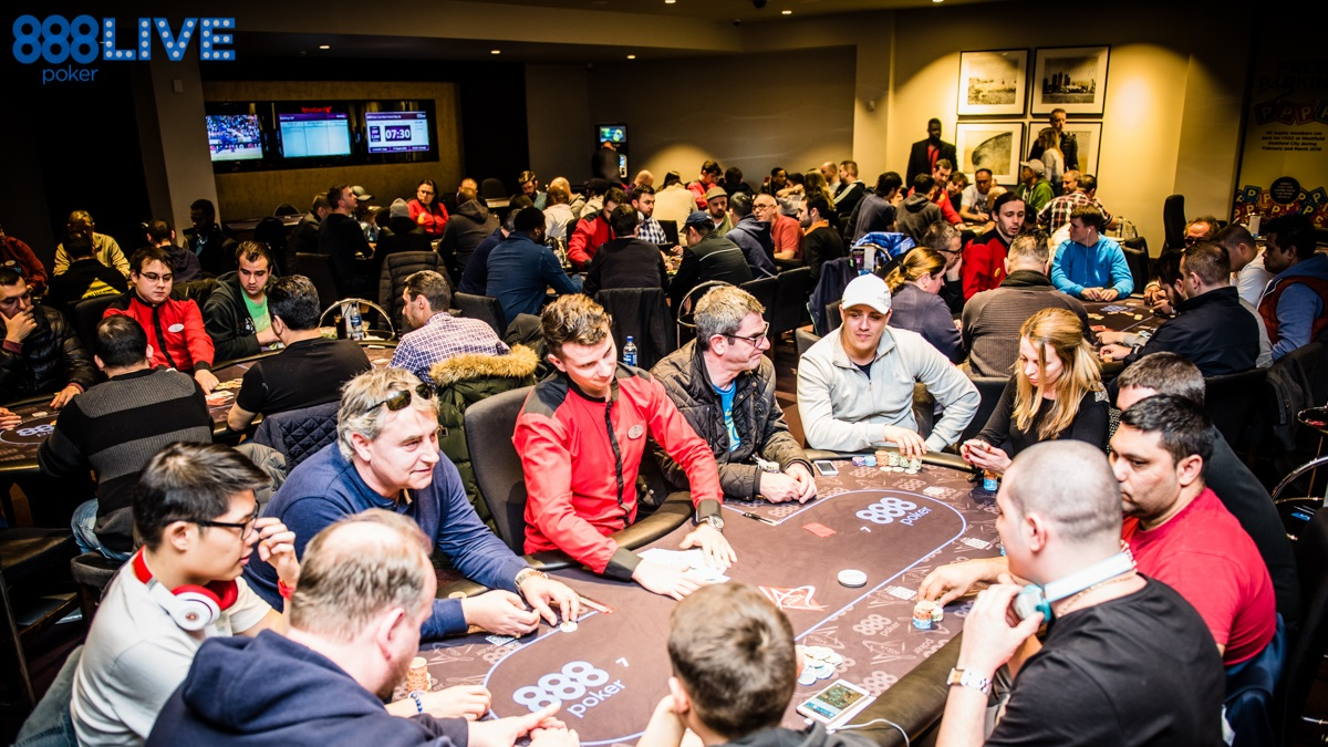 888live Local Aspers London - Main Event-2