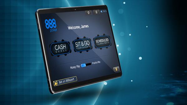 Mobile Poker App - Play for Real Money at 888 poker