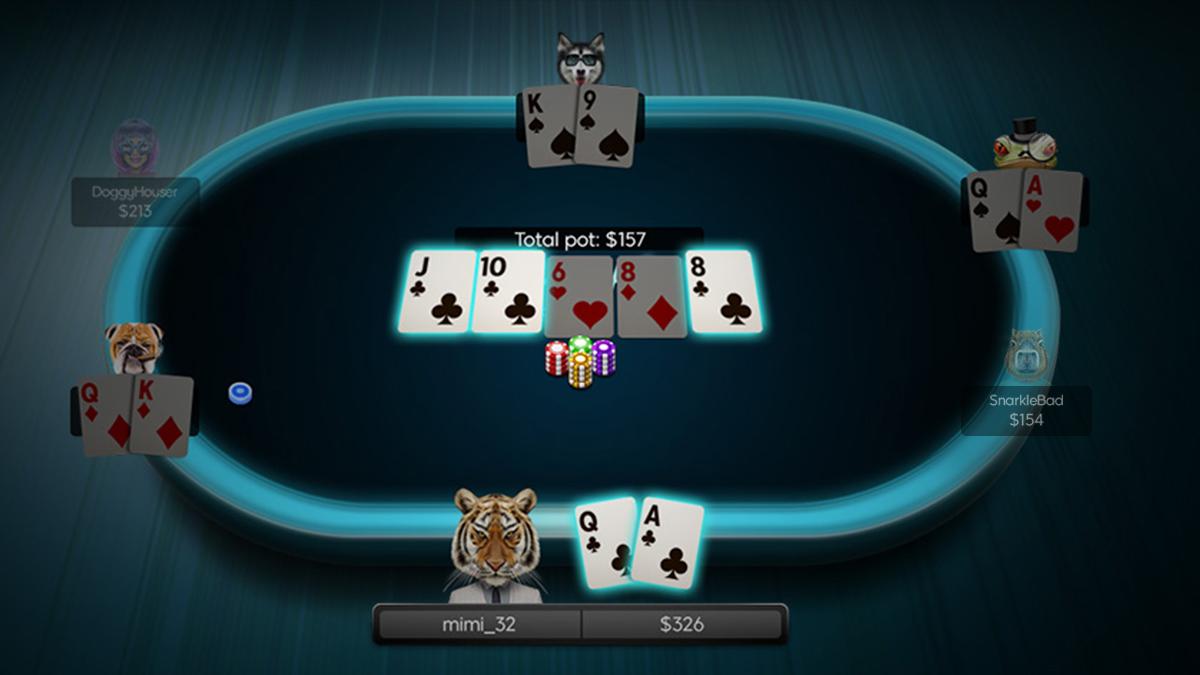 покер онлайн 888 скачать на