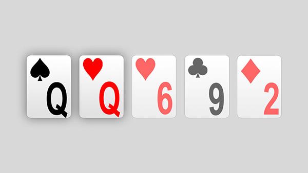 poker rules pairs