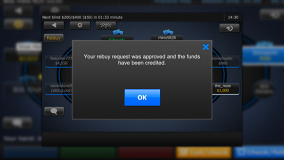 Rebuy approved
