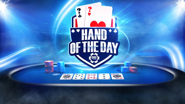 Акция Hand of the Day