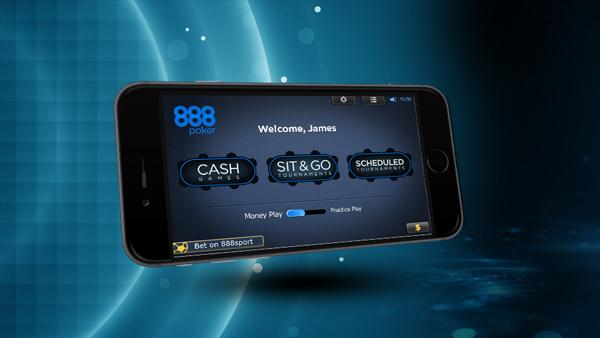 онлайн покер 888 для андроид
