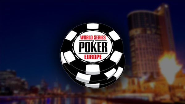 WSOPE wrap up