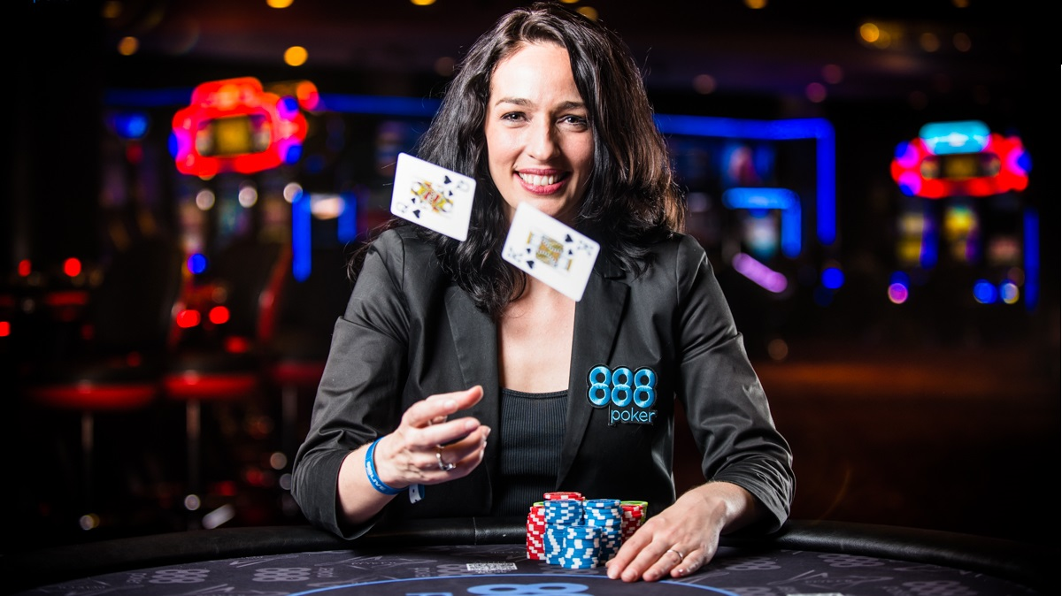 Kara Scott - kvinnor i poker