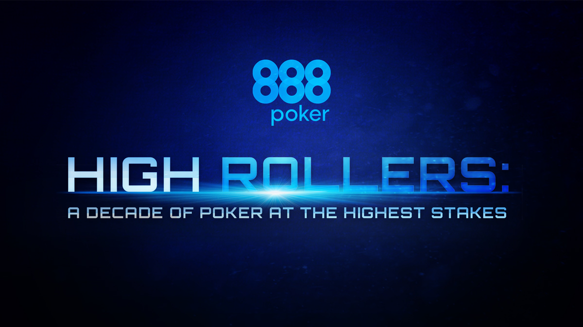 High_Rollers: A Decade of Poker at The Highest Stakes