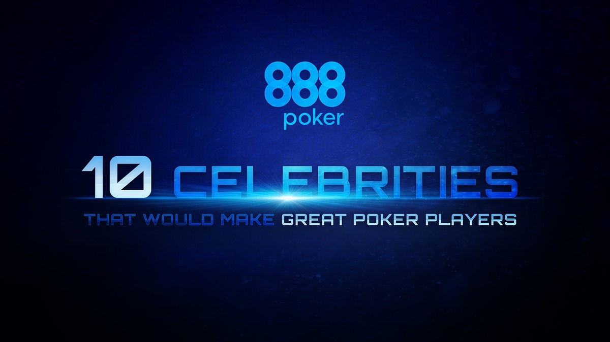 Celebrities Poker Players