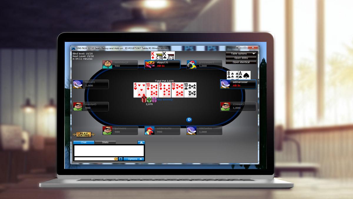 888 poker addons