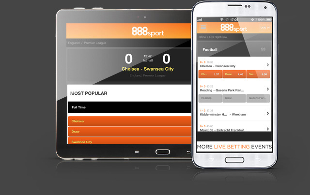 android betting app